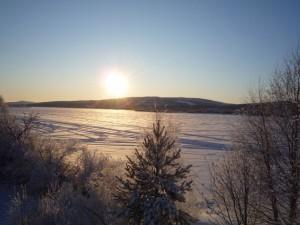 frontière-Finlande-et-Suède