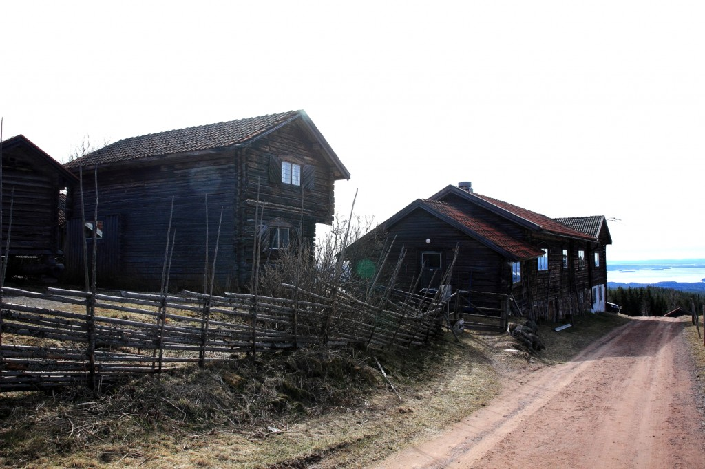 Fryksås, Dalarna, suède