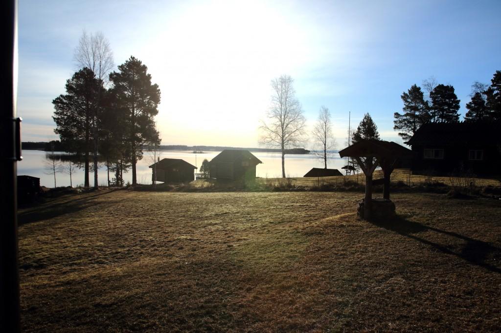 Stuga en Dalécarlie, Suède