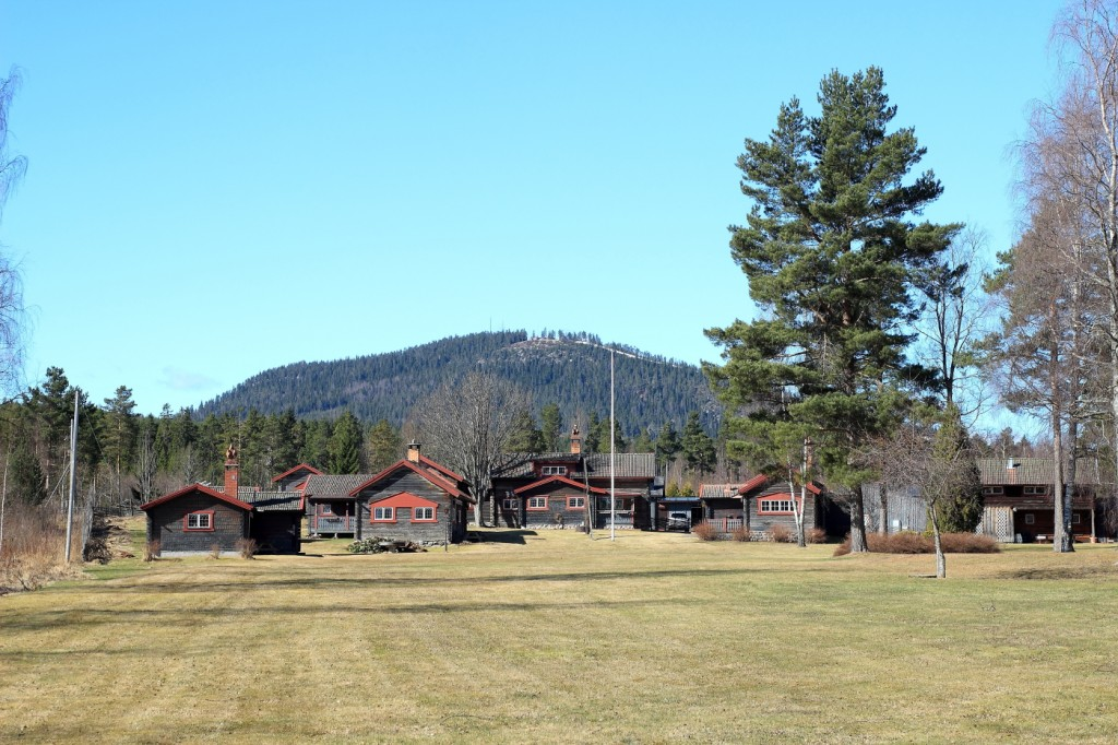 Gesundaberget, Dalarna, Suède