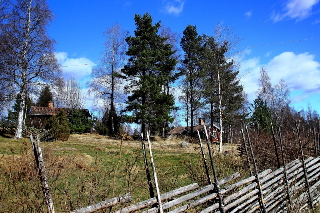 Stuga suédoise, Dalécarlie