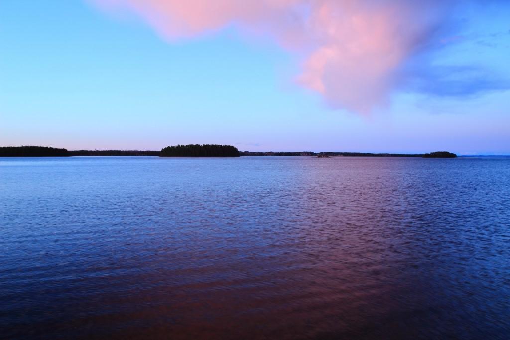 Nuage Lac Siljan