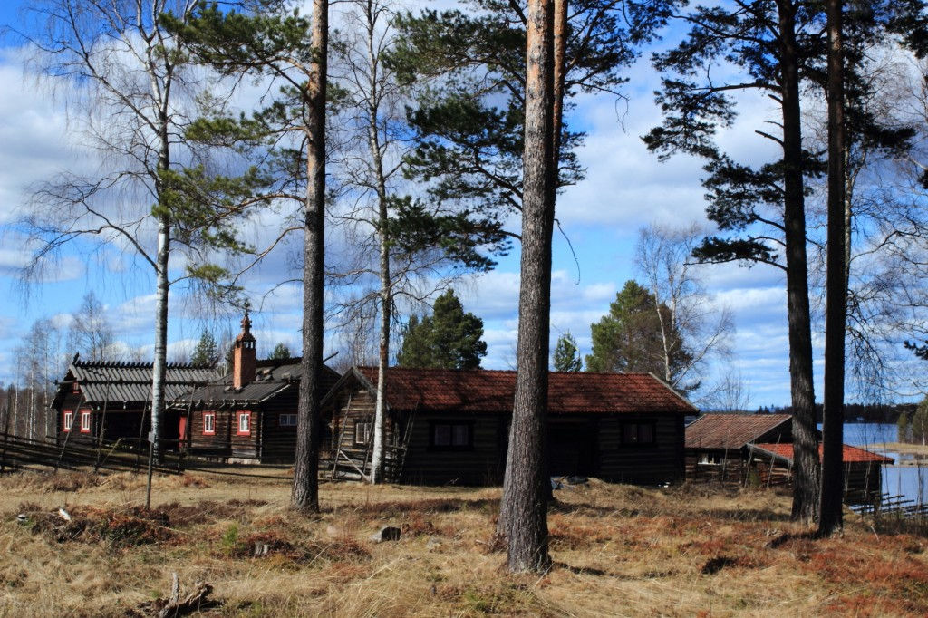 Stuga, Dalarna, Suède