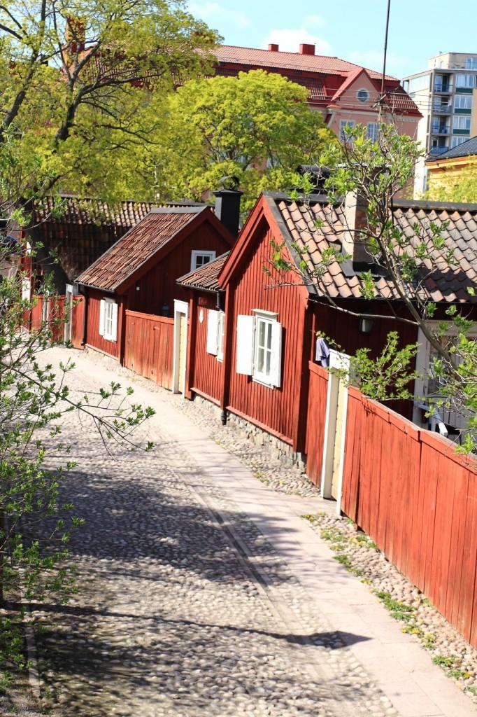 Hauteurs de Stockholm