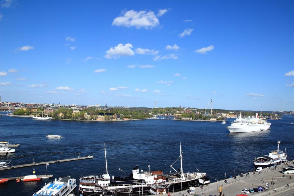Mosebacke torg, Stockholm
