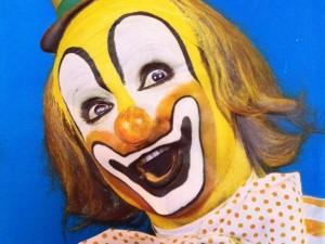 Clown de merlimont