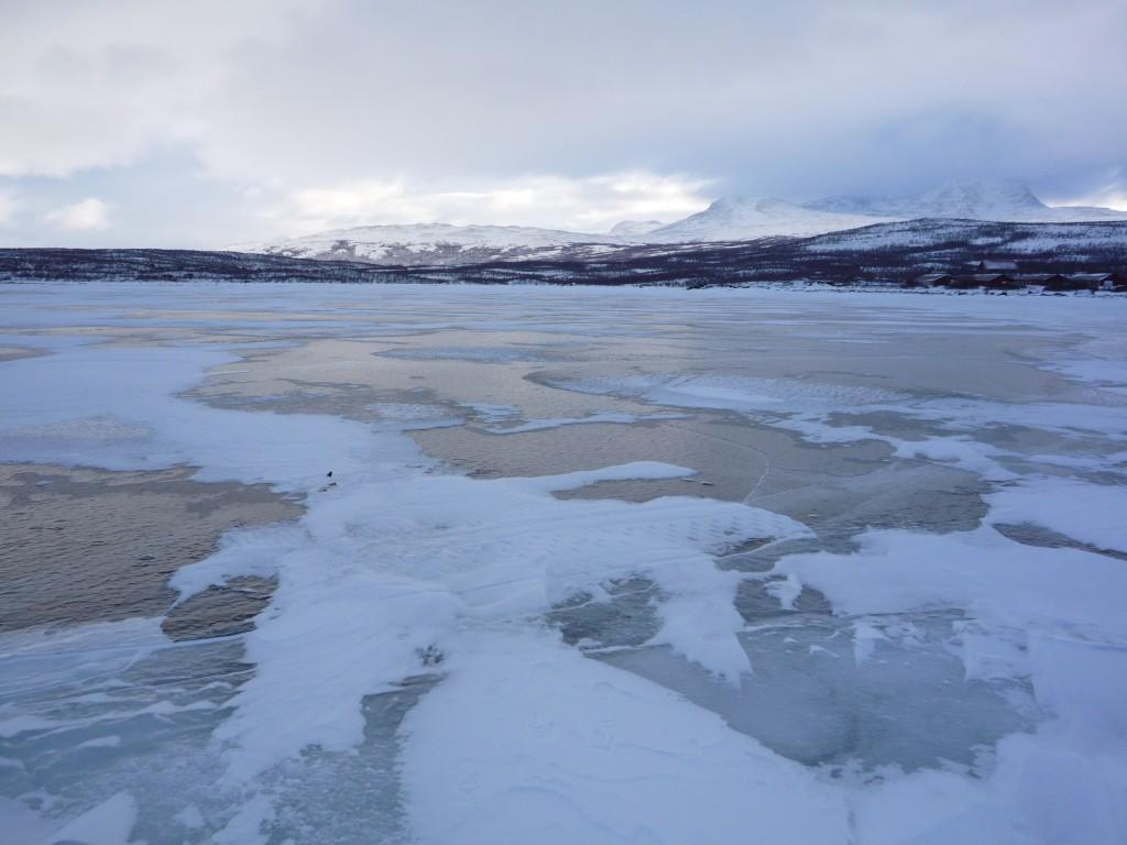 Lac d'Abisko - Laponie Suédoise