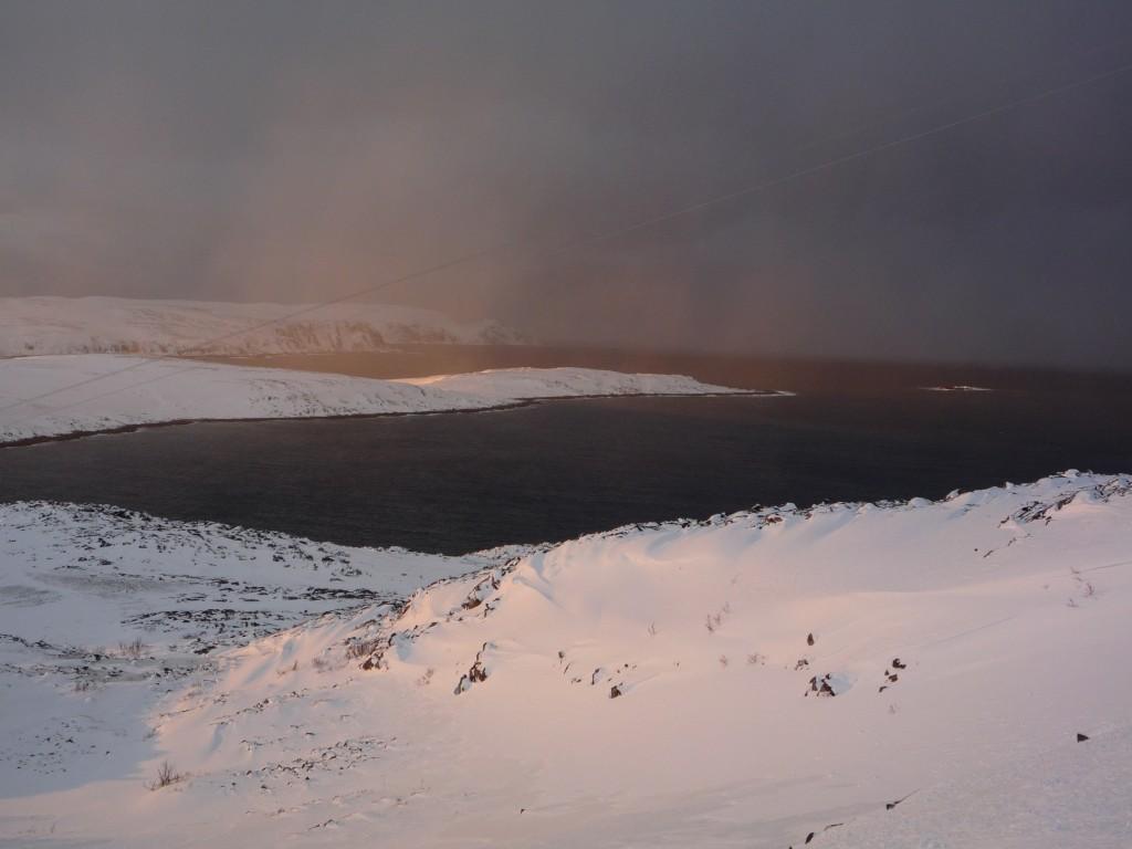 Lumiere Mehamn Laponie
