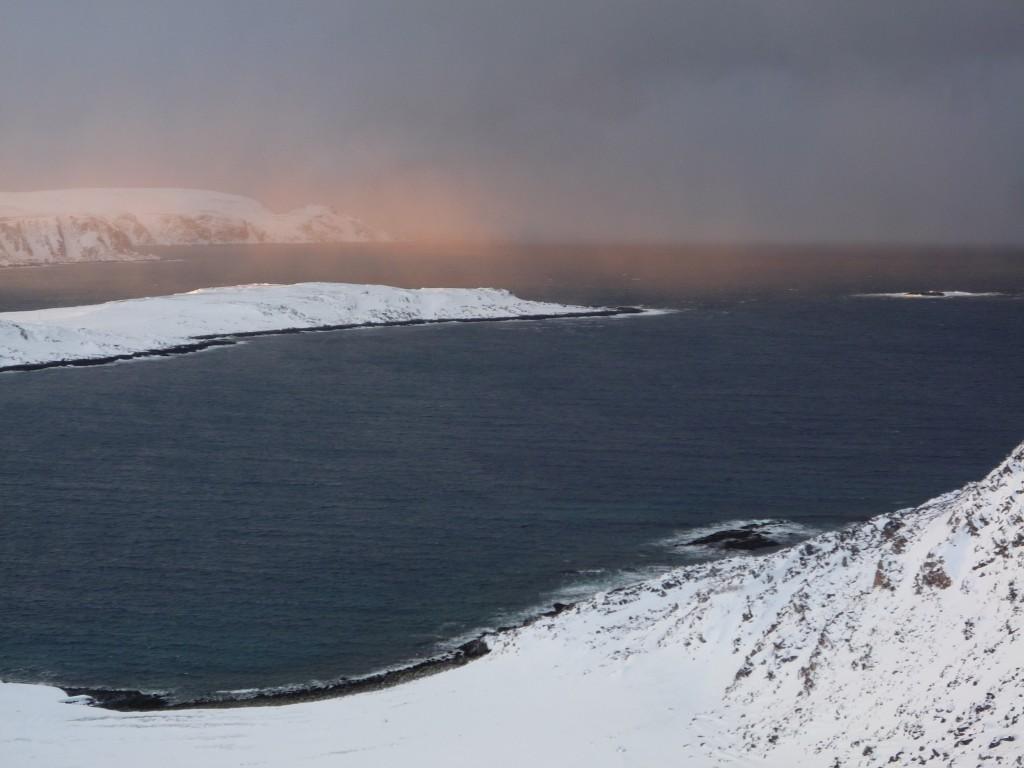 Lumieres Fjord Mehamn