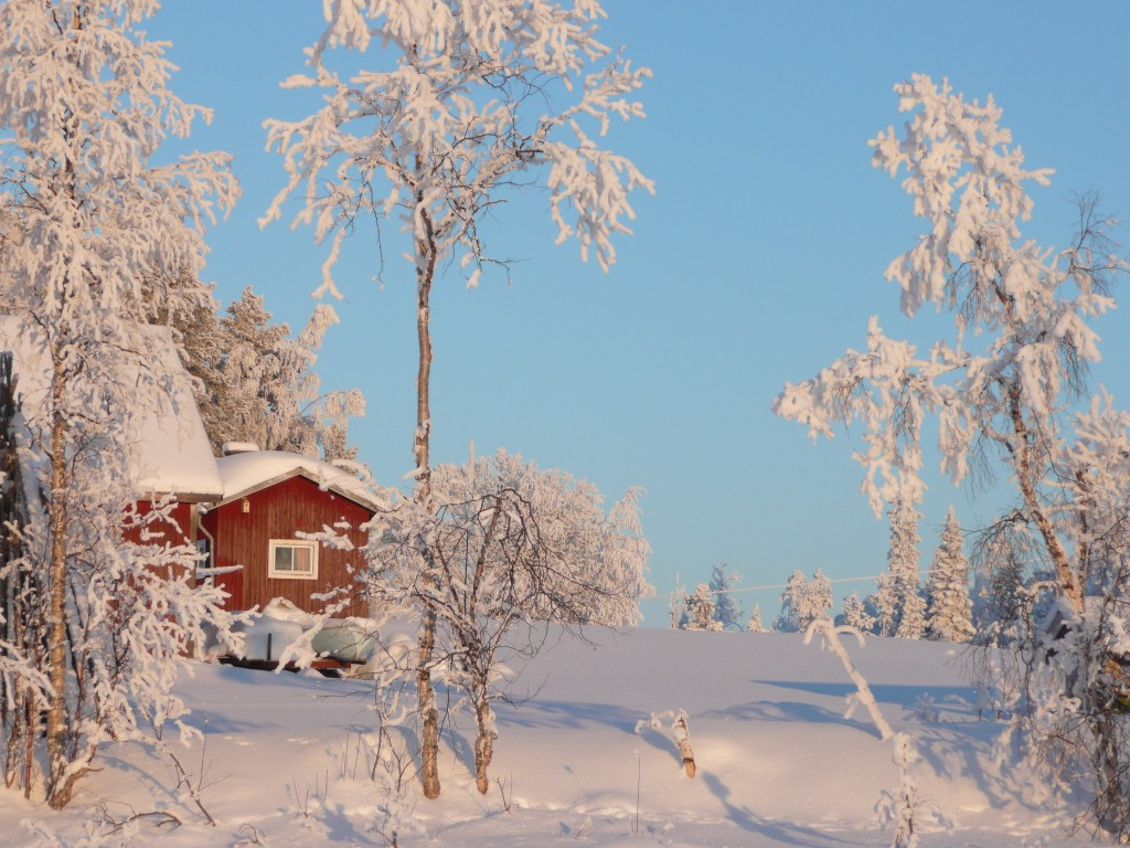 Maison Laponie