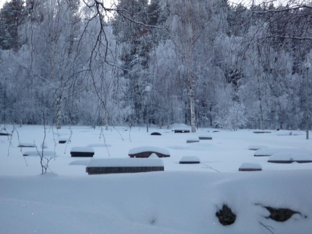 cimetière sans traces