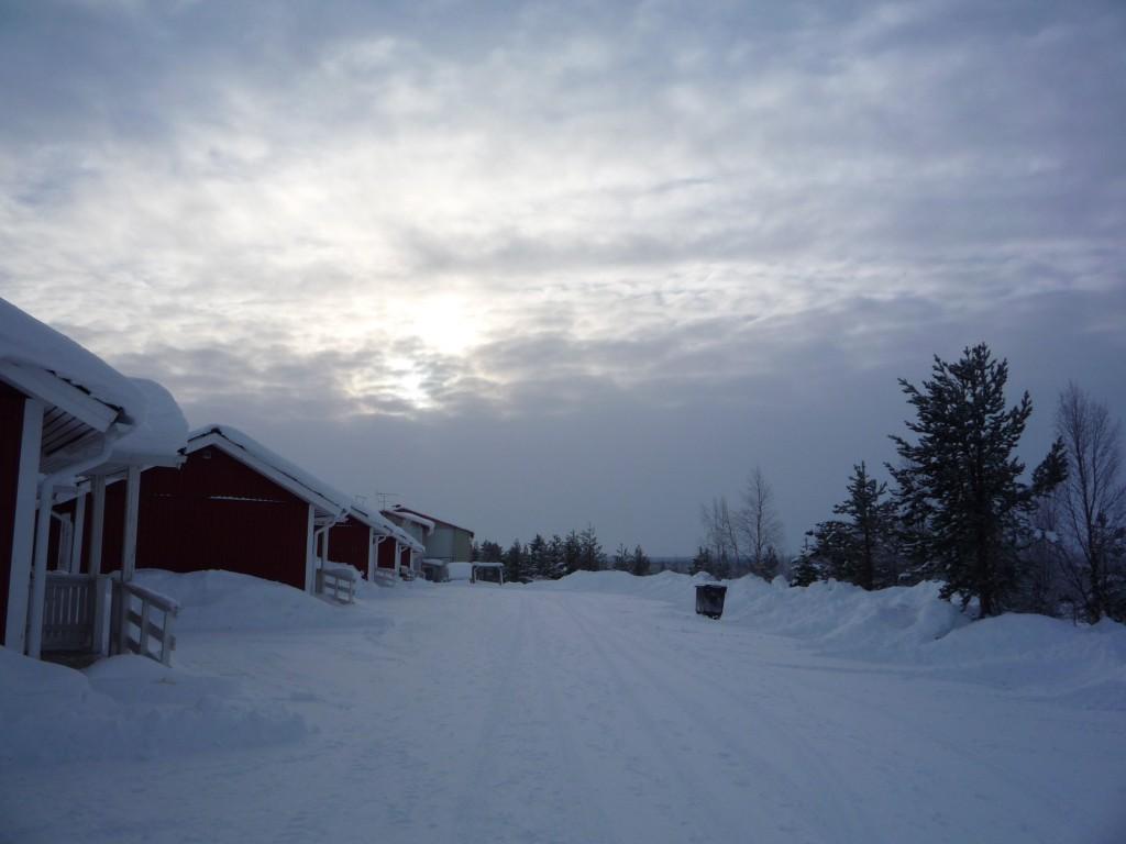 Lannavaara Laponie