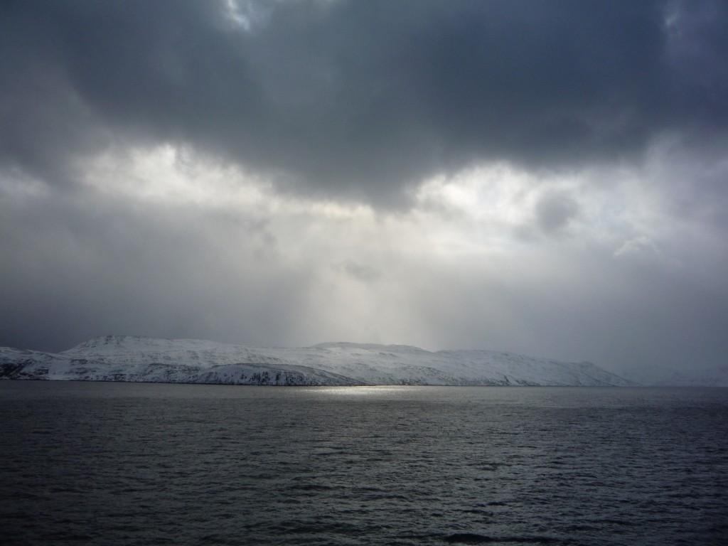 Promenade dans l'Express Côtier Norvegien