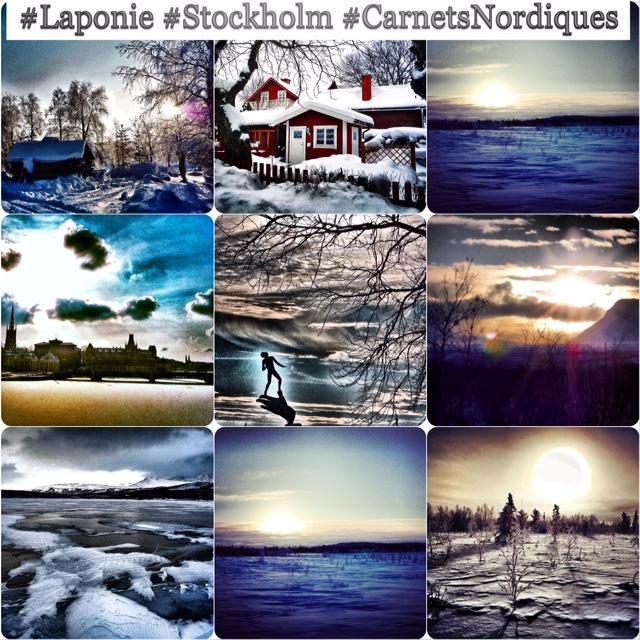 Instagram Carnets Nordiques