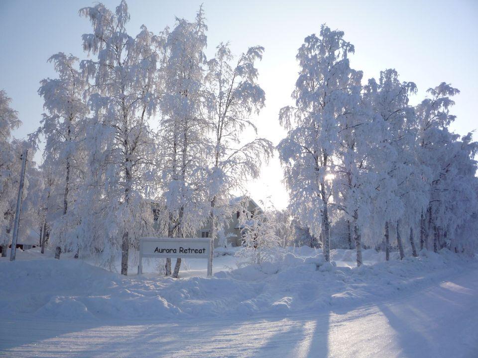 Aurora Retreat, guest house en Laponie