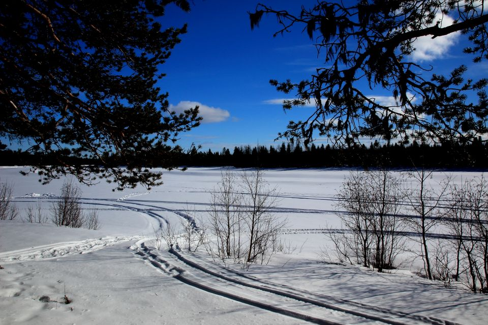 Mon camp en Laponie