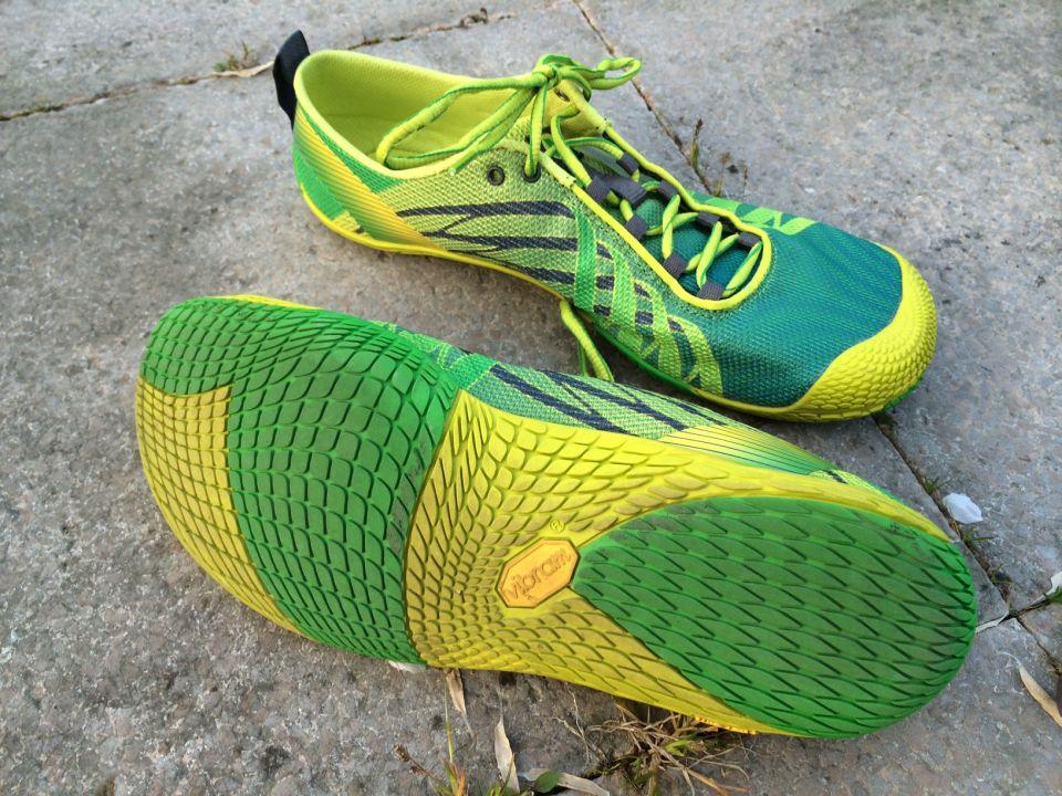 Merrel Barefoot Run Vapor glove