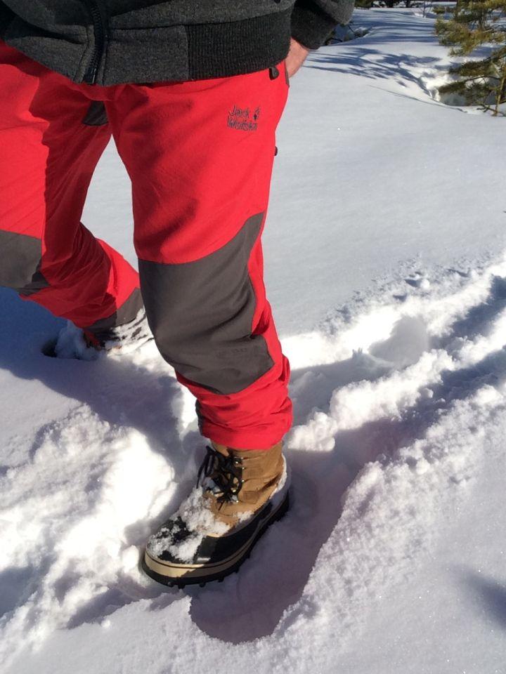 pantalon jack wolfskin alpine