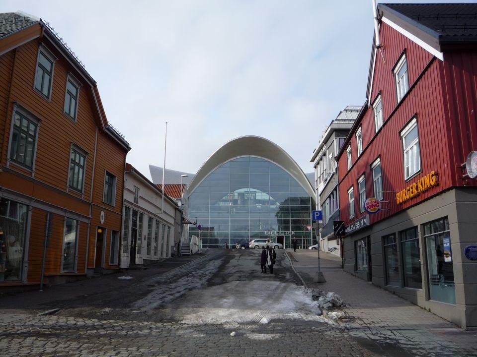 batiments de Tromsø