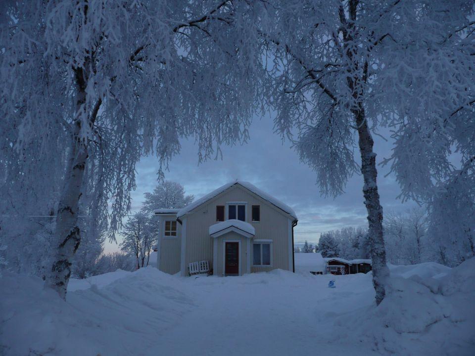 Laponie aurora retreat guest house