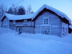 Aurora retreat guest house en laponie