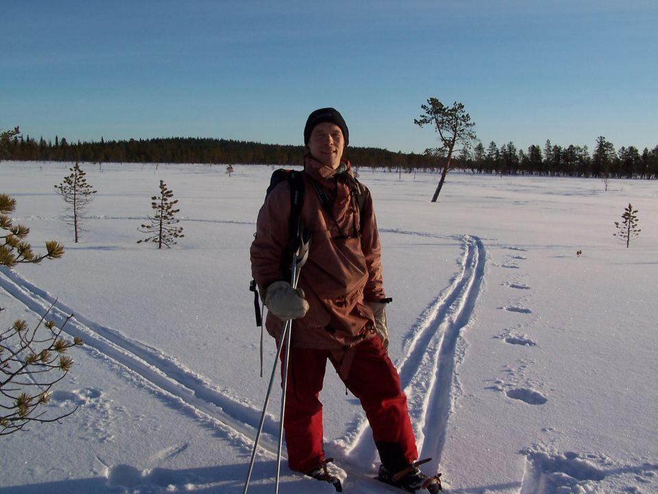 ski en laponie aurora retreat