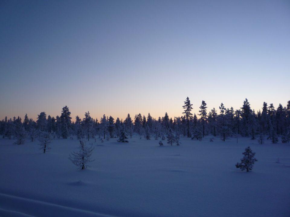 ski rando nordique laponie