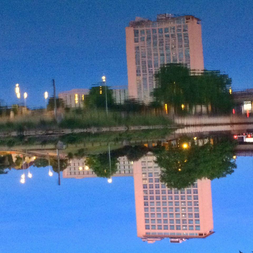 Seine a Melun