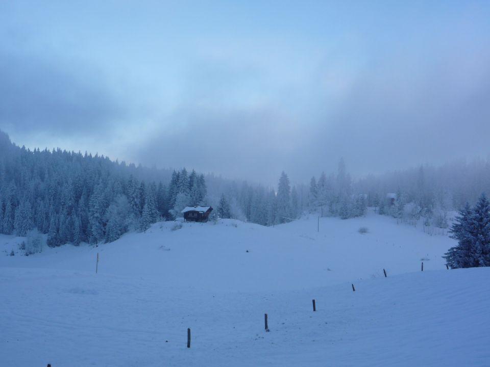 Col de la Givrine Jura Suisse