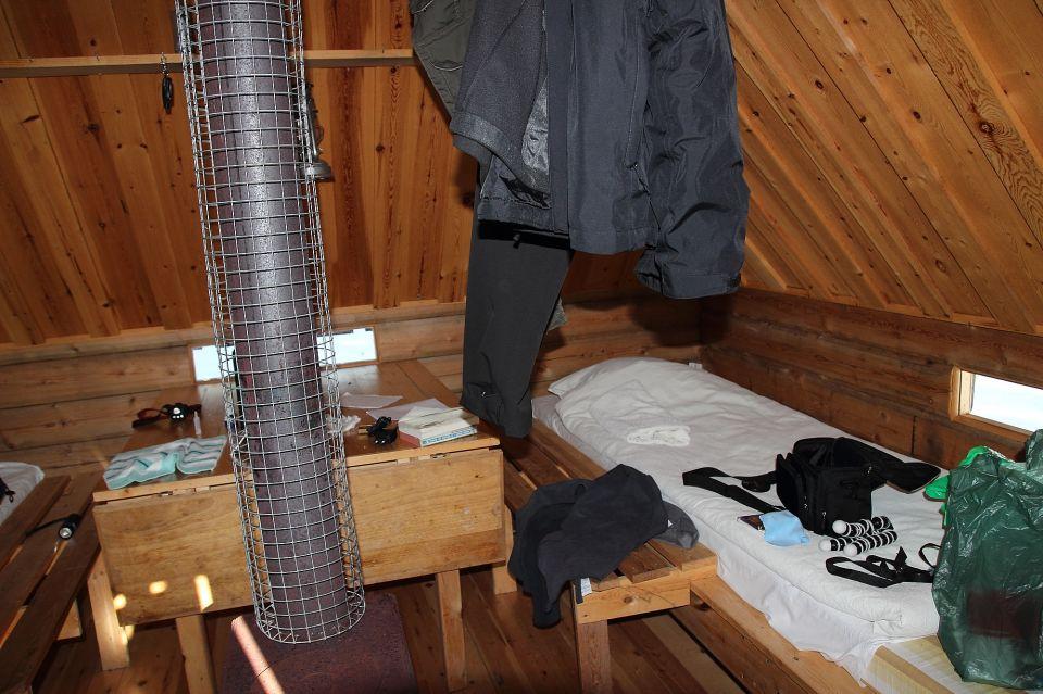 Ma cabane en Laponie