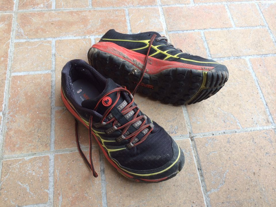Merrell All Out Rush | Carnets Nordiques