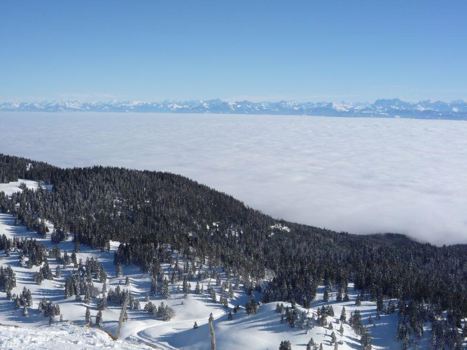 nuages jura alpes leman