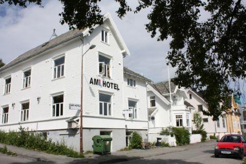 Ami hotel de tromso norvege