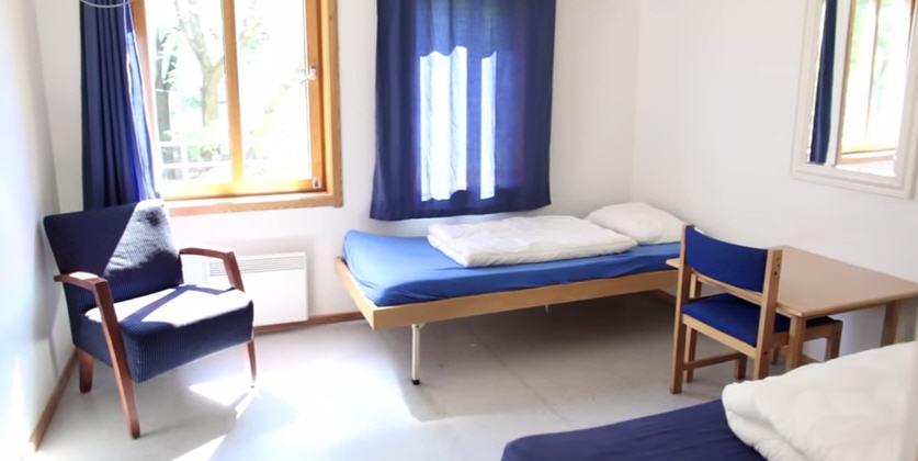 Anker hostel oslo auberge de jeunesse au top carnets for Chambre oslo