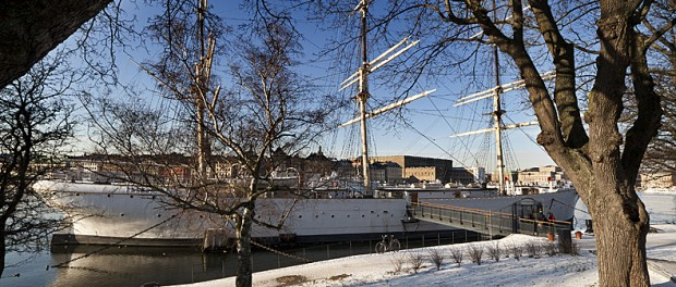Auberge de jeunesse Stockholm AF Chapman