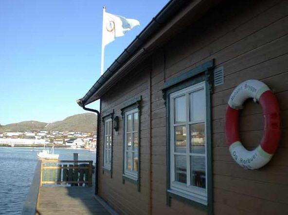 Auberge de jeunesse Mehamn Norvège