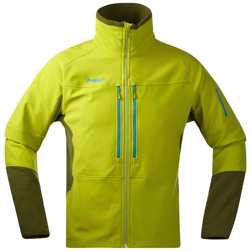 Bergans of Norway Softshell Visbretind jacket