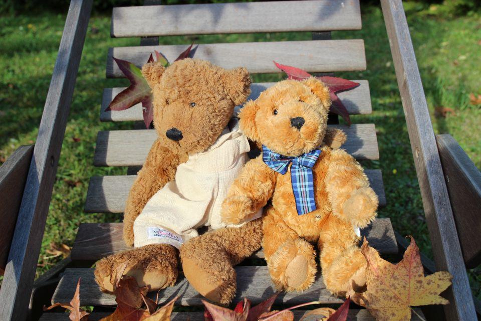 Paroles d'Oursons Knut et Oskar