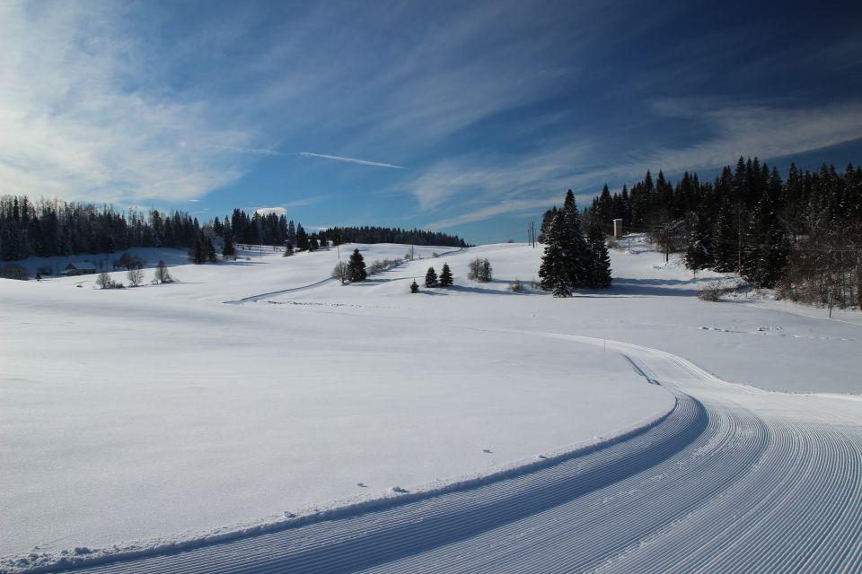 Vacances d'hiver dans le Jura