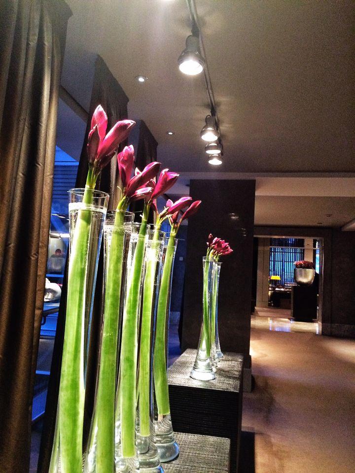 Fleurs hotel arts barcelone