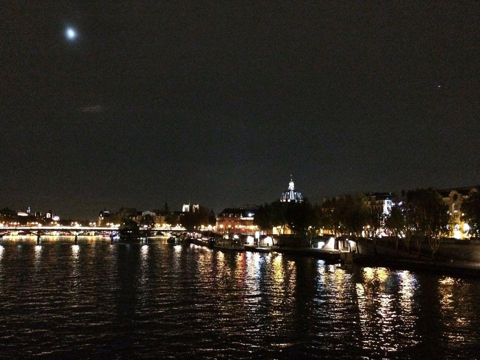 Paris ville lumière