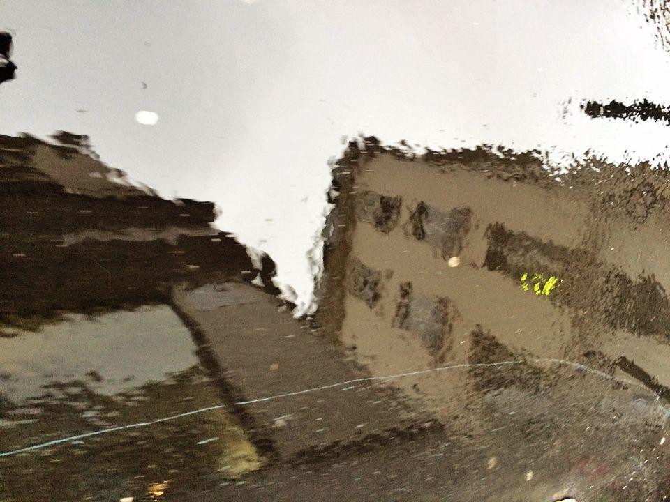 Paris ville pluvieuse