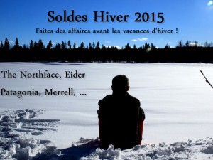 Soldes hiver 2015