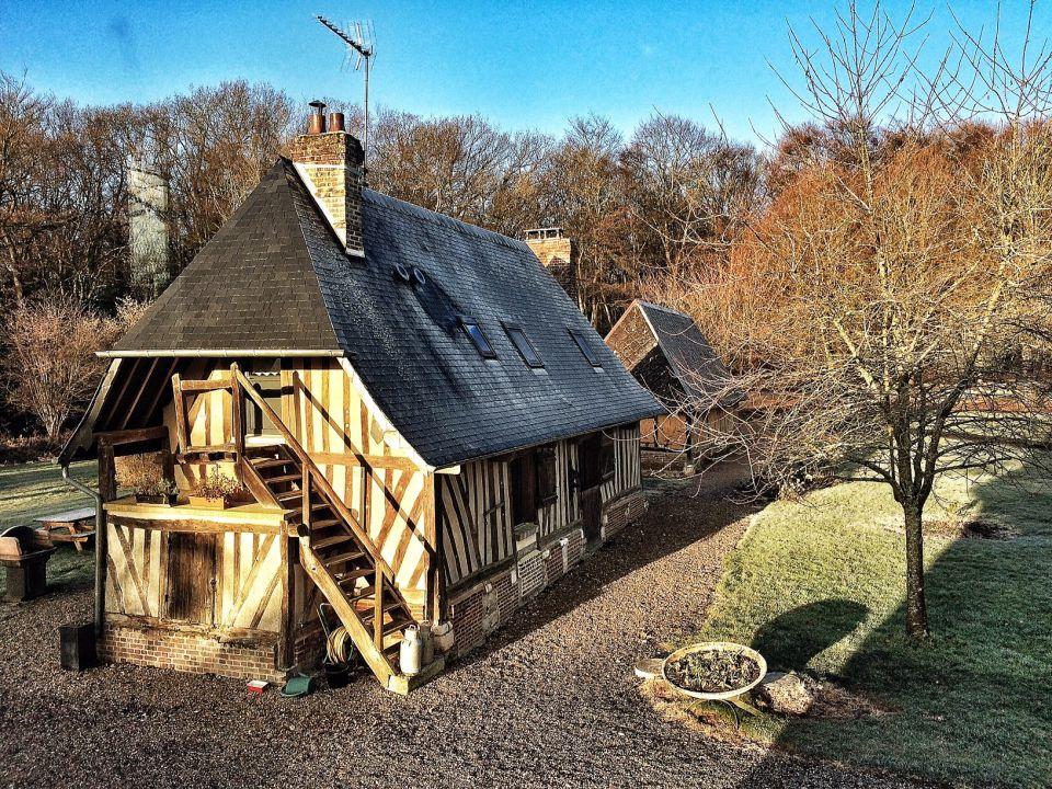 Normandie - Ferme de Fourges