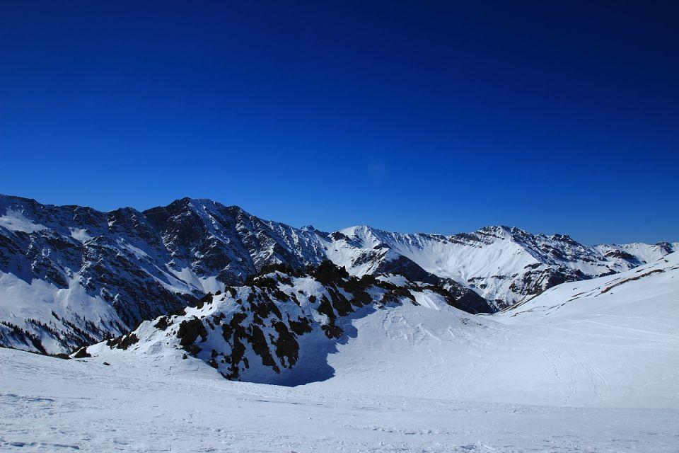 Hautes-Alpes Queyras Pic Traversier