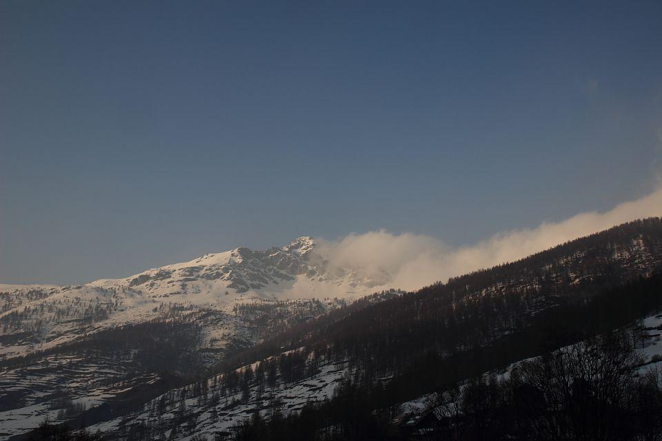 Hautes-Alpes Queyras Vallée du Haut-Guil