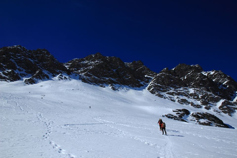 Hautes-Alpes Queyras rando Col du Longuet
