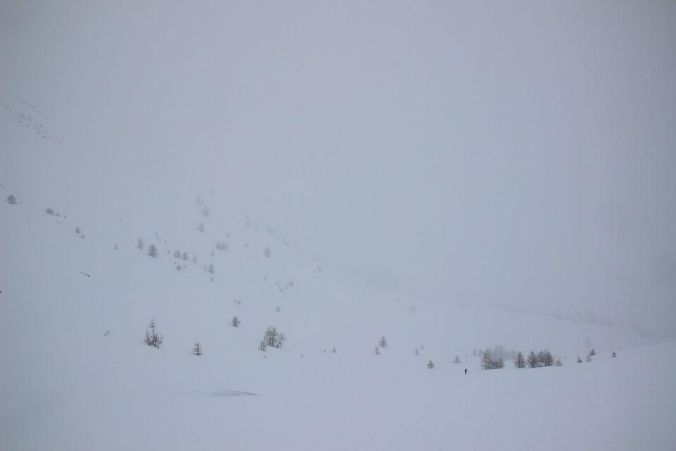 Ski de randonnée nordique Col de la Buffère