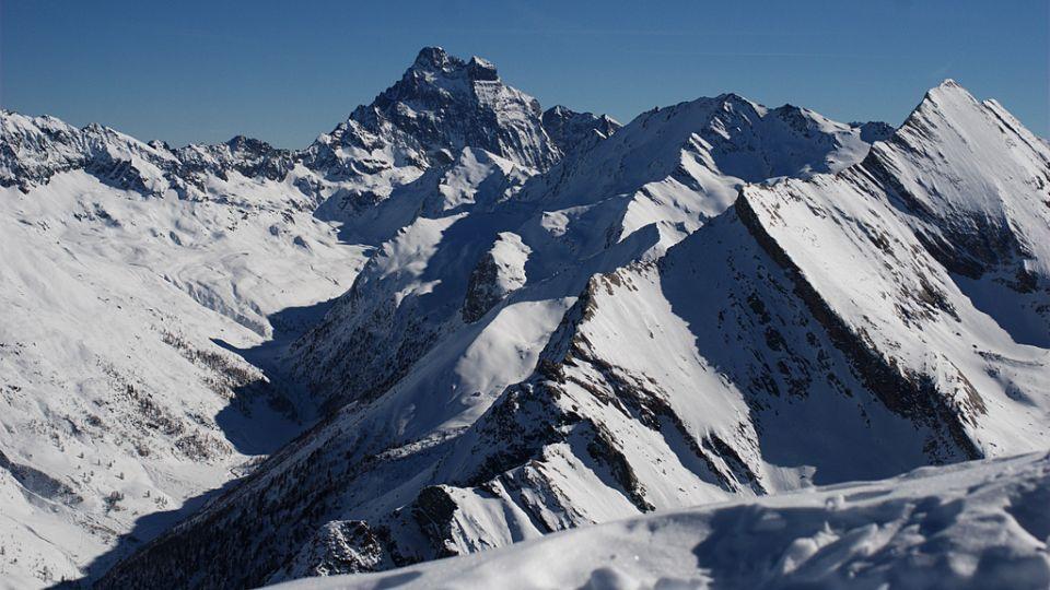 Mont Viso du Pic de Ségure (c) Antoine Pardigon