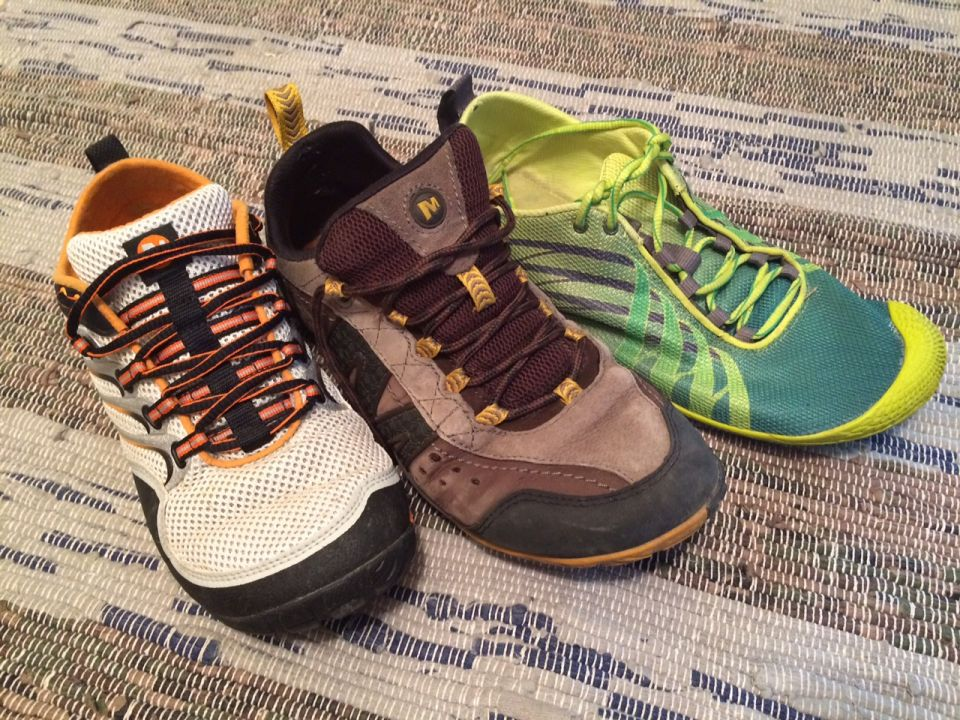 25f45df82d2 Barefoot Merrell Chaussures minimalistes